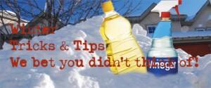 Winter Tricks & Tips
