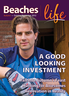 Beaches|Life Autumn (Aug/Sept) issue cover - Fall into Autumn's Feasts