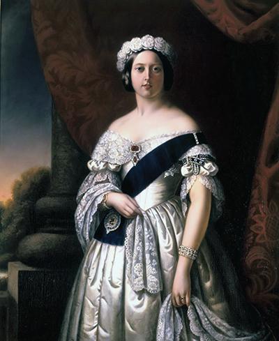 Melville_-_Queen_Victoria