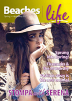 Beaches|Life 2013 Spring 2013 cover - Serena Ryder - Stumpa