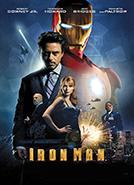 Iron Man (2008) Dir. Jon Favreau; Robert Downey Jr., Gwyneth Paltrow, Terrence Howard, Jeff Bridges