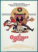 A Christmas Story (1983) Dir. Bob Clark; Peter Billingsley, Darren McGavin, Melinda Dillon