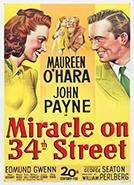Miracle on 34th Street (1947) Dir. George Seaton; Edmund Gwen, Maureen O'Hara, John Payne