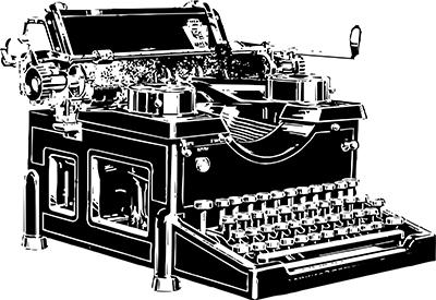 FreeVector-Royal-Typewriter