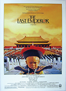 The Last Emperor (1987) Dir. Bernardo Bertolucci; John Lone, Joan Chen, Peter O'Toole