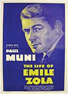 The Life of Emile Zola (1937) Dir. William Dieterle; Paul Muni, Gale Sondergaard, Joseph Schildkraut