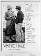 Annie Hall (1977) Dir. Woody Allen; Woody Allen, Diane Keaton, Tony Roberts
