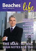 Beaches|Life Spring issue - Growing together in the Beaches, Toronto