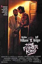 The Fisher King (1991) Dir.  Terry Gilliam; Jeff Bridges, Robin Williams, Adam Bryant