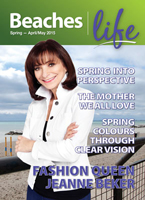 Beaches|Life magazine spring issue
