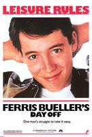 Ferris Bueller's Day Off (1986) Dir. John Hughes; Matthew Broderick, Alan Ruck, Mia Sara