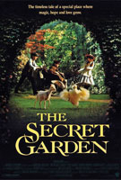 The Secret Garden (1993) Dir. Agnieszka Holland; Kate Maberly, Maggie Smith, Heydon Prowse