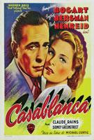 Casablanca (1942) Dir. Michael Curtiz; Humphrey Bogart, Ingrid Bergman, Paul Henreid, Claude Rains