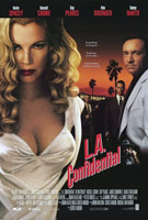 L.A. Confidential (1997) Dir. Curtis Hanson; Kevin Spacey, Russell Crowe, Guy Pearce, Kim Basinger