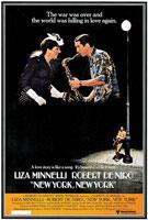 New York, New York (1977) Dir.  Martin Scorsese; Liza Minnelli, Robert De Niro, Lionel Stander