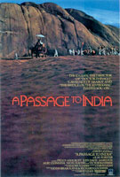 A Passage to India (1984) Dir. David Lean; Judy Davis, Victor Banerjee, Peggy Ashcroft