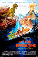 The Land Before Time (1988) Dir. Don Bluth; Pat Hingle, Gabriel Damon, Judith Barsi