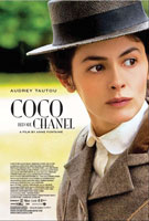 Coco Before Chanel (2009) Dir. Anne Fontaine; Audrey Tautou, Benoît Poelvoorde, Alessandro Nivola