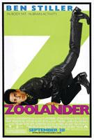Zoolander (2001) Dir. Ben Stiller; Ben Stiller, Owen Wilson, Christine Taylor