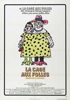 La Cage aux Folles (1978) Dir. Édouard Molinaro; Ugo Tognazzi, Michel Serrault, Claire Maurier