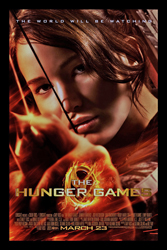 The Hunger Games (2012/13/14/15); Dir. Various;  Jennifer Lawrence, Josh Hutcherson, Liam Hemsworth