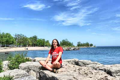 Penney at Beaches Toronto