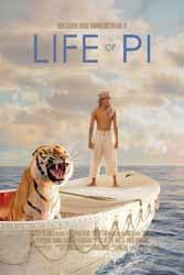 Life of Pi (2012) Dir. And Lee; Suraj Sharma, Irrfan Khan, Adil Hussain