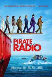 Pirate Radio (2009) Dir. Richard Curtis; Philip Seymour Hoffman, Bill Nighy, Nick Frost
