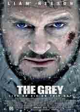 The Grey (2011) Dir. Joe Carnahan; Liam Neeson, Dermot Mulroney, Frank Grillo