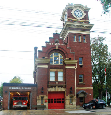 The station recently underwent a $2 million renovation project to the exterior. The wood in the tower and clock was replaced with metal, the roof repaired, along with other mechanical and structural renovations.