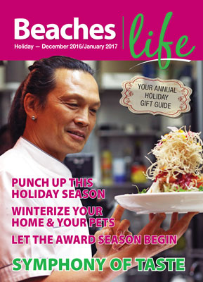 Beaches|Life magazine Holiday & New Year 2016/17 Edition