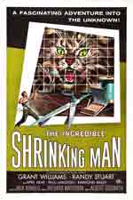 The Incredible Shrinking Man (1967) Dir. Jack Arnold; Grant Williams, Randy Stuart, April Kent