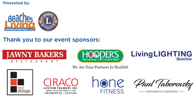 Thank you to our event sponsors