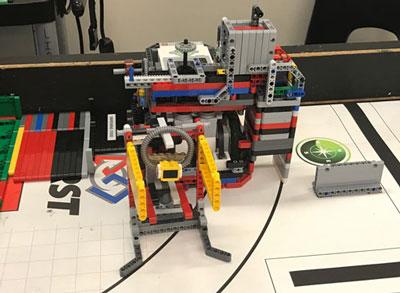 Glen Ames Robotic - The Willow Wagon