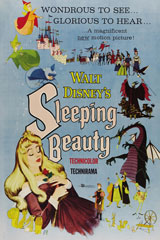 Sleeping Beauty (1959) Dir. Clyde Geronimi; Mary Costa, Bill Shirley, Eleanor Audley