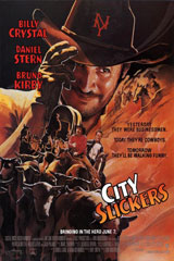 City Slickers (1991) Dir. Ron Underwood; Billy Crystal, Jack Palance, Daniel Stern