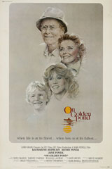 On Golden Pond (1981) Dir. Mark Rydell; Katharine Hepburn, Henry Fonda, Jane Fonda