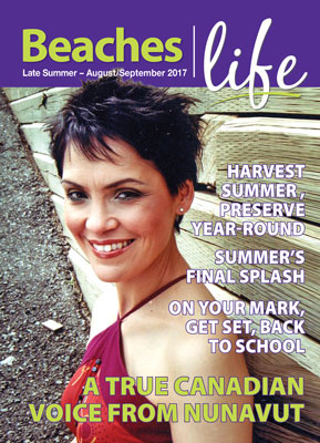 Beaches|Life magazine Late Summer Back-to-School & Summer 2017 Edition