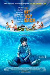 The Way Way Back (2013) Dir. Nat Faxon, Jim Rash; Steve Carell, Toni Collette, Allison Janney