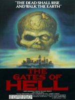 The Gates of Hell (1980) Dir. Lucio Fulci; Christopher George, Catriona Macoll, Carlo De Mejo