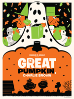 It's the Great Pumpkin Charlie Brown (1966) Dir. Bill Melendez; Charlie Brown, Snoopy, Linus