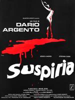Suspiria (1977) Dir. Dario Argento; Jessica Harper, Stefania Casini, Flavio Bucci