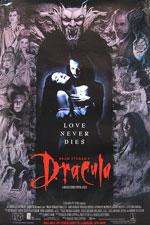 BRAM STOKER'S DRACULA (1992) Dir. Francis Ford Coppola; Gary Oldman, Winona Ryder, Anthony Hopkins