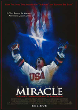 Miracle (2004) Dir. Gavin O'Connor; Kurt Russell, Patricia Clarkson, Nathan West