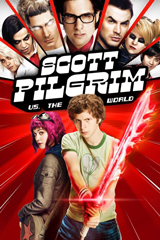 Scott Pilgrim vs. the World (2010) Dir. Edgar Wright; Michael Cera, Mary Elizabeth Winstead, Kieran Culkin