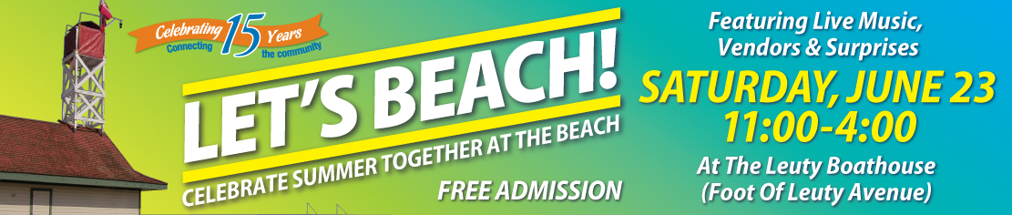 Let's BEACH! 2018