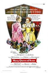Mary, Queen of Scots (1971) Dir. Charles Jarrott; Vanessa Redgrave, Glenda Jackson, Patrick McGoohan