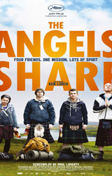 The Angels' Share (2012) Dir. Ken Loach; Paul Brannigan, John Henshaw, Roger Allam