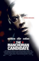 The Manchurian Candidate (2004) Dir. Jonathan Demme; Denzel Washington, Liev Schreiber, Meryl Streep