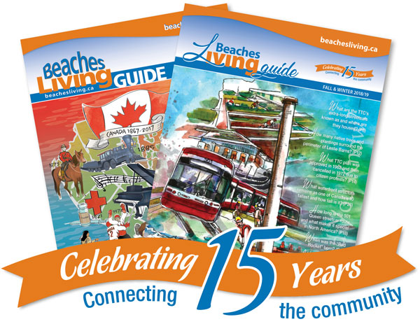 15 Years Beaches Living Guide